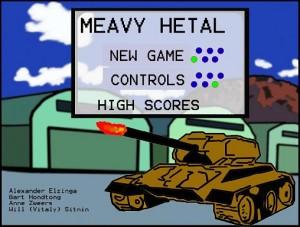 flash arcade tank game