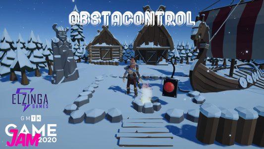 ObstaControl GMTK2020 Game Jam